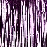 1個セット パーティー ウェディング 紫