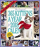 The 365 Kittens-a-year Picture-a-day 2018 Calendar