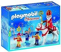 playmobil 5593 クリスマス 聖ニコラス