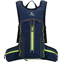 Ankuly サイクリングリュック 軽量 防水 豊かなポケット バックパック リュック アウトドア ジョギング スポーツ…