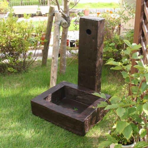 FRP 枕木調 水栓 ユニッセット