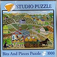 Bits and Pieces Getで学校にKemon Sermos 1000 Piece Jigsaw Puzzle by Bits and Pieces