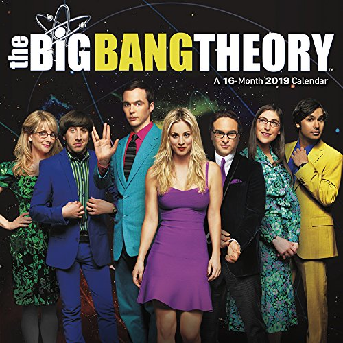The Big Bang Theory 2019 Calendar