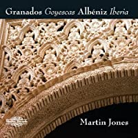 Martin Jones Plays Spanish Piano
