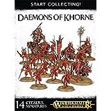 Start Collecting Daemons of Khorne Warhammer Age of Sigmar
