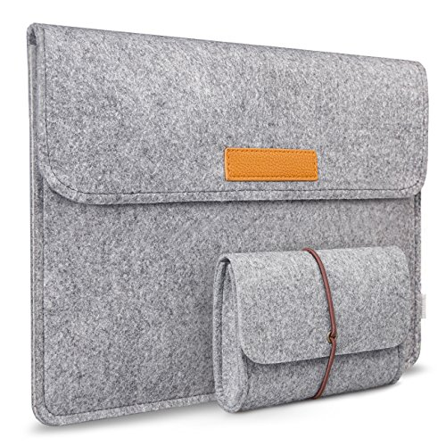 Inateck 13.3Inch Inner Case Macbook Air / MacBook Pro Retina // 12.9 inch iPad Pro Ultra Book / Ne ...
