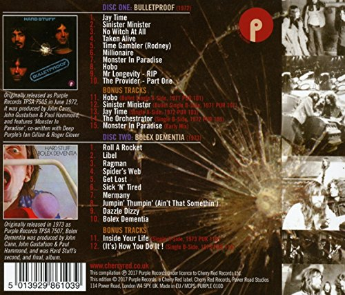 The Complete Purple Records Anthology 1971-1973: 2cd Remastered & Expanded Edition