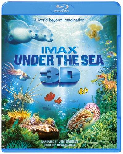 IMAX: Under the Sea 3D&2Dブルーレイ [Blu-ra...