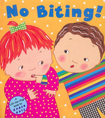 No Biting! (Lift-The-Flap Book)の詳細を見る