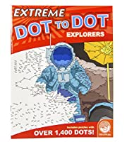 Green Board Games Extreme Dot to Dot Explorers
