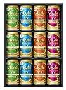 【ギフト限定】アサヒ ドライプレミアム 4種の希少ホップ飲み比べギフトセット(DWF-3) 350ml×12本入