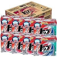 【ケース販売】トッププラチナクリア 洗濯洗剤 粉末 0.9kg×8個