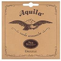 AQUILA AQ-CLW (8U)×5セット / コンサートウクレレ用弦 Low-G(4弦巻線)