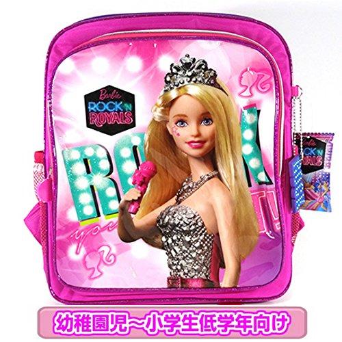 バービー Barbie トドラーサイズ リュック 幼稚園児~小学低学年 (R&R) バックパック 子...