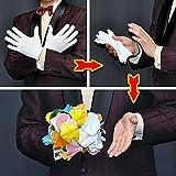 ◆手品?マジック◆新 花束と白い手袋 ◆T7211
