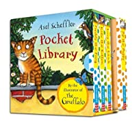 Axel Scheffler Little Library for Little Hands by the Illustrator of The Gruffalo [並行輸入品]