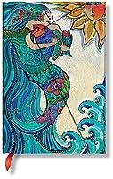 Paperblanks Laurel Burch仕訳( Ocean Song )–Mini、4x 51/ 2インチ1個SKU # 1849866MA