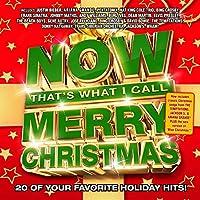 NOW MERRY CHRISTMAS 2017 [CD]