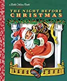 The Night Before Christmas (Little Golden Book) (English Edition)