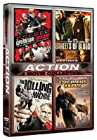 Action 4pak [DVD] [Import]