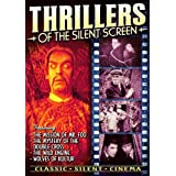 Thrillers of The Silent Screen: Mission of Mr. Foo (1915) / Mystery of The Double Cross (1917) / Wild Engine (1915) / Wolves of Kultur (1918) by Carlton King