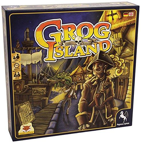 グロッグ・アイランド (Grog Island)