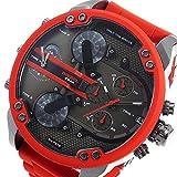 ディーゼル DIESEL ミスターダディ クロノ クオーツ メンズ 腕時計 DZ7370 ブラック