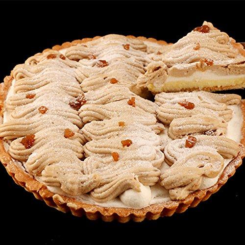 モンブラン 栗本来の甘みと香り モンブランタルトプレミアム ホールケーキ プレゼント(lf)