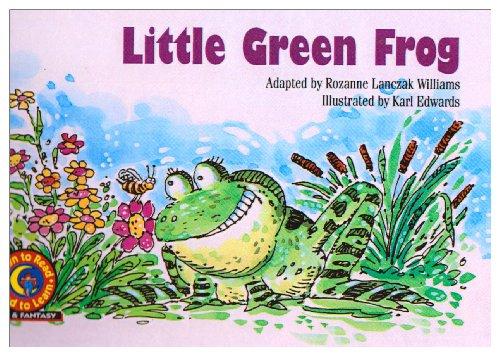 Little Green Frog (Emergent Reader)の詳細を見る