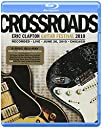 Eric Clapton Crossroads Guitar Festival 2010 Blu-ray Import