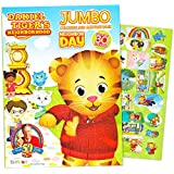 Daniel Tiger Colouring and Activity Book with Stickers