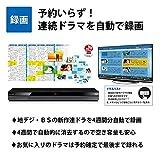 シャープ AQUOS ブルーレイレコーダー 1TB 2チューナー BD-NW1200