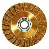 リリーフ(RELIFE) 超硬ダイヤモンド 平面サンダー チタンコーティング 29225