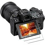 ZLMC Glass Screen Protector Compatible for Nikon Z7/Z6 FX DSLR Camera Anti-scrach Anti-Bubble Anti-Water Anti-Fingerprint Ant