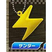 マリオカート8 ふにゅふにゅマスコット [7.サンダー](単品)