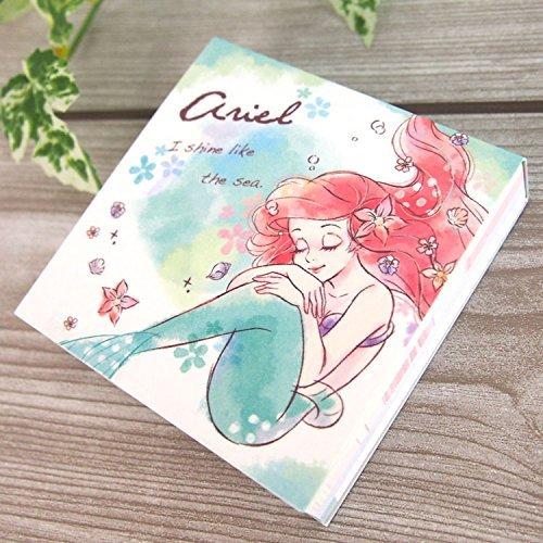 [해외]블록 메모 디즈니 인어 공주 아리엘 샤이니 드림 844700/Block Memo Disney Little Mermaid Ariel Shiny Dream 844700