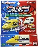 カラーズ Tシリーズ T03 923形ドクターイエロー/700系新幹線