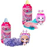 VIP Pets - Surprise Hair Reveal Doll - Series 1 Mousse Bottle - 2 Pack