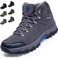 [VITIST] 2021新番 トレッキングシューズ メンズ ハイキングシューズ 防水 登山靴 アウトドアシューズ 防滑…