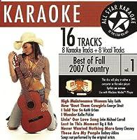 Karaoke: B.O. of Fall 2007 Cou