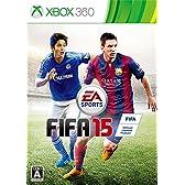 FIFA 15 (Ultimate Team:15ゴールドパックス ダウンロードコード 同梱)【Amazon.co.jp限定】特典 ゴールセレブレーション(Flag Kick)ダウンロードコード付 - Xbox360