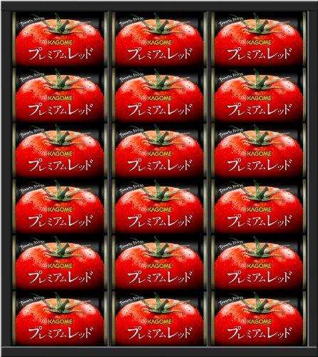 【Amazon.co.jp限定】 カゴメ プレミアムレッドギフト 160g×18本 PR30 -