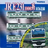 TOMIX Nゲージ E231-1000系 東海道線 基本A3両セット 92369 鉄道模型 電車