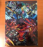 モンスターストライク モンスト 物産展 秋の市 モンスト くじ 2 E賞 クリアファイル 超絶 026 カイン 呂布 ブルータス