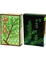 自然健康社 国産タラノキ茶 30パック + 解糖ギムネマ 32パック