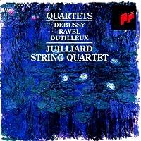 Debussy;String Quartet