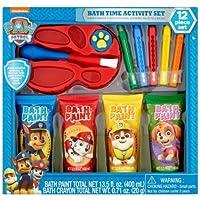 paw patrol bath time activity set [並行輸入品]