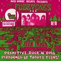 Teen Trash 4: From Los Angeles Ca by Fuzztones