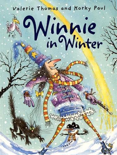 Winnie in Winter (Winnie the Witch)の詳細を見る