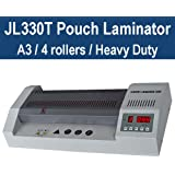 Heavy Duty A3 Pouch Laminator / Laminating machine (All metal, Commercial Grade)
